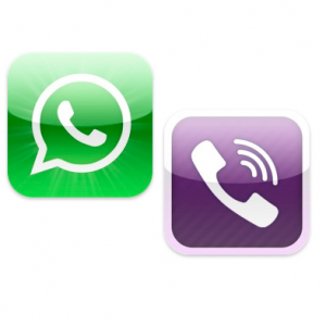 WHATSAPP i VIBER